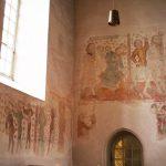 Fresken im südlichen Seitenschiff (1400-1450)