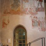 Fresken der Christophoruslegende